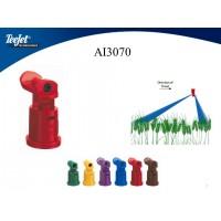 Teejet AI3070. Подвійне розпилення - інжектоване повітрям
