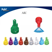 Teejet AIC. Розпилення - інжектоване повітрям.