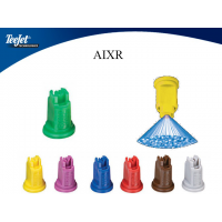 Teejet AIXR. Розпилення - інжектоване повітрям.