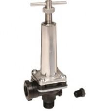 Розвантажувальний / регулюючий клапан тиску з діафрагмою, модель 8460