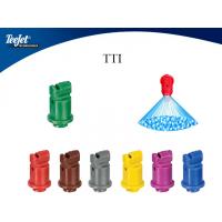 Teejet TTI. Розпилення - інжектоване повітрям.