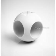 Кулька трипортовий, поліпропіленова, для заміни, до кранів 346 серії