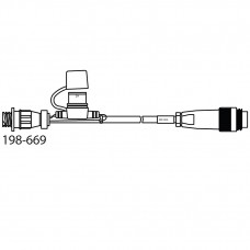 198-669 Адаптер для сигналів GPS швидкості з CL220/Matrix до контроллера дозування 844E