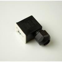 Кабельний штекер miniDIN 46244. IP67